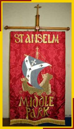 Banner for St Anselm