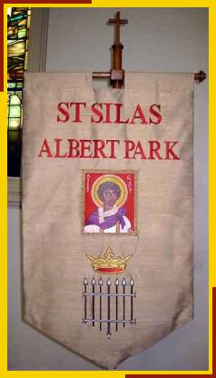 Banner for St Silas