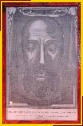 Veil of St. Veronica