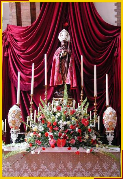 Shrine of Saint Silas