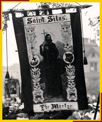 Banner of S. Silas - lost