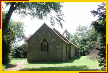 The Chapel of St. Silas, Bollingham