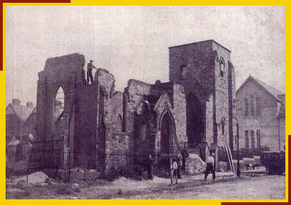 St Silas, Cliftonville Road 1902 - bombed 1941