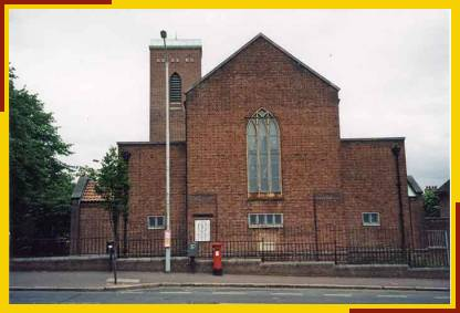 St Silas 1958 - closed 1996