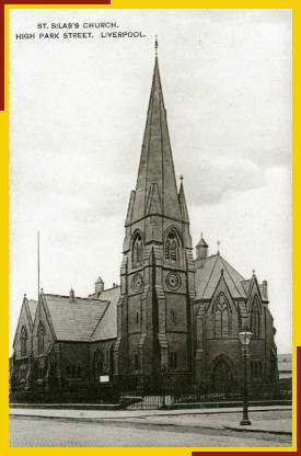 St Silas, High Park Street, Toxteth, Liverpool
