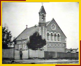 St Silas, Waterloo, South Sydney