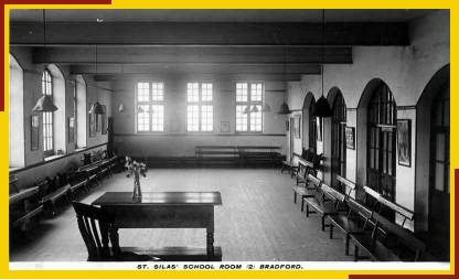 St Silas School Room