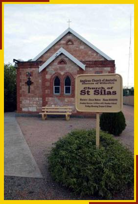 St Silas, Crystal Brook